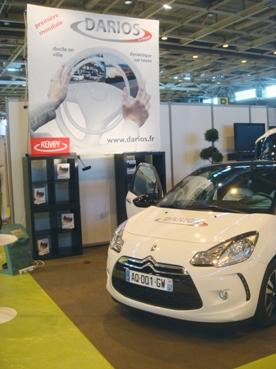 Kempf salons et exposition d 39 amenagement vehicule for Salon autonomic rennes
